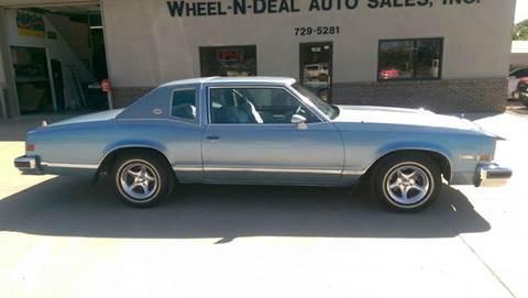 1977 Buick Riviera