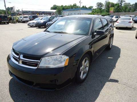 2013 Dodge Avenger for sale in Seabrook, NH