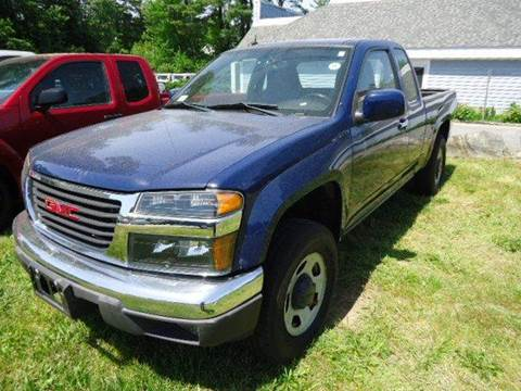 2012 GMC Canyon for sale in Seabrook, NH