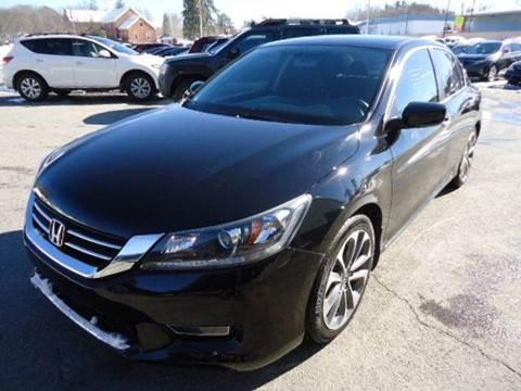 2013 Honda Accord for sale in Seabrook, NH