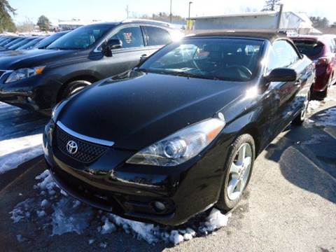 2007 Toyota Camry Solara for sale in Seabrook, NH