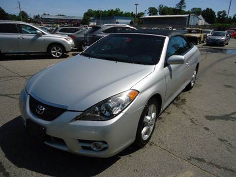 2008 Toyota Camry Solara for sale in Seabrook, NH