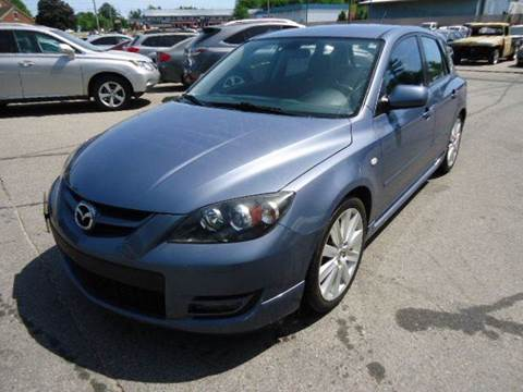 2008 Mazda MAZDASPEED3 for sale in Seabrook, NH