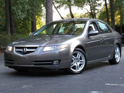 2008 Acura TL