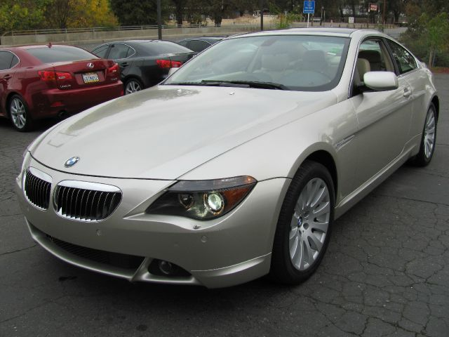 2005 bmw 6 series 645ci 2dr coupe in roseville auburn carmichael cost u less cars. Black Bedroom Furniture Sets. Home Design Ideas