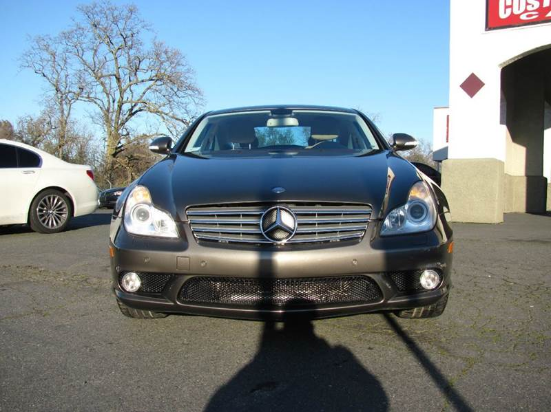 2008 mercedes benz cls cls 550 4dr sedan in roseville ca for Mercedes benz roseville ca