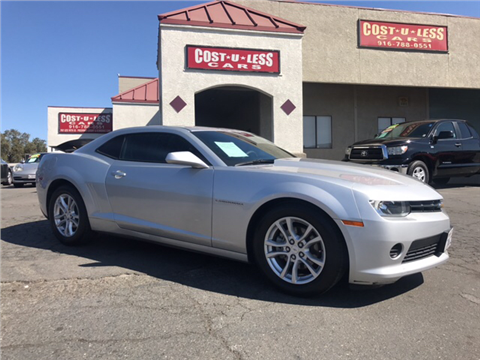 2015 Chevrolet Camaro for sale in Roseville, CA
