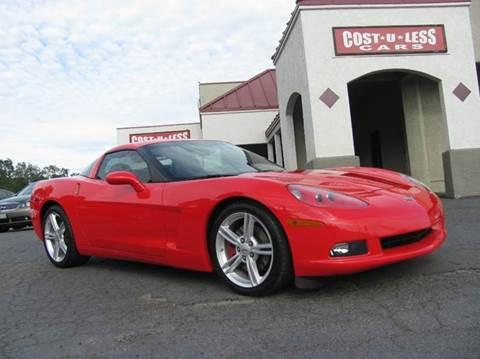2010 Chevrolet Corvette for sale in Roseville, CA