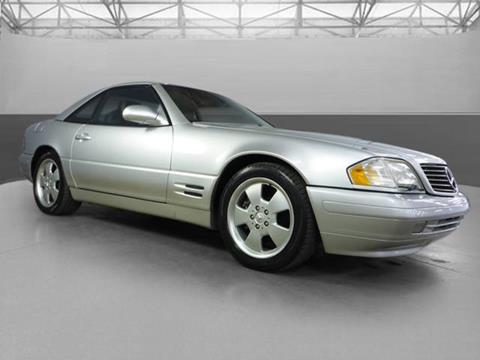 2000 Mercedes-Benz SL-Class for sale in Chattanooga, TN