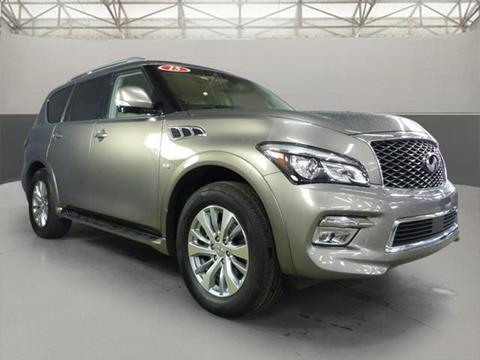 2015 Infiniti QX80 for sale in Chattanooga, TN