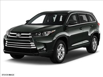 2017 Toyota Highlander for sale in Chattanooga, TN