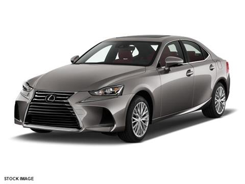 2017 Lexus IS 300 for sale in Chattanooga, TN