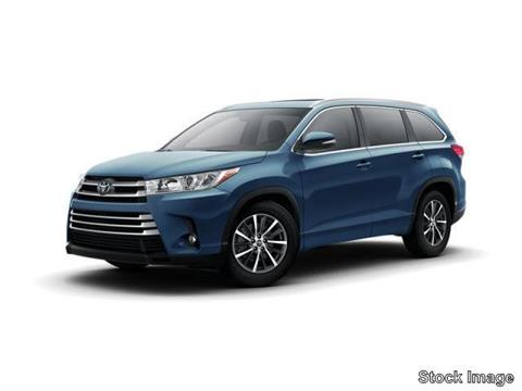 2018 Toyota Highlander for sale in Chattanooga, TN