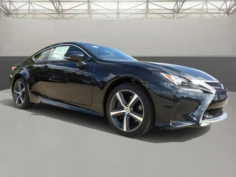 2017 Lexus RC 200t for sale in Chattanooga, TN