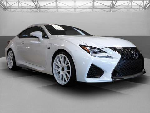 2015 Lexus RC F for sale in Chattanooga, TN