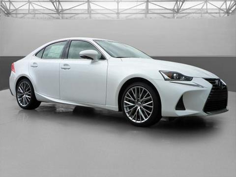 2017 Lexus IS 200t for sale in Chattanooga, TN
