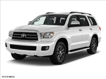 2017 Toyota Sequoia for sale in Chattanooga, TN