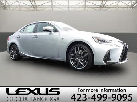 2017 Lexus IS 350 for sale in Chattanooga, TN