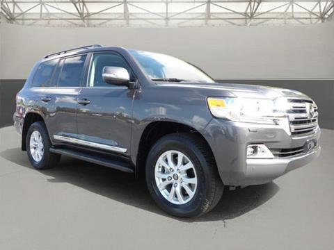 2017 Toyota Land Cruiser for sale in Chattanooga, TN