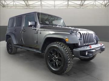2016 Jeep Wrangler Unlimited for sale in Chattanooga, TN