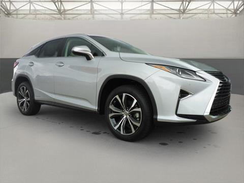 2017 Lexus RX 450h for sale in Chattanooga, TN