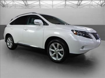 2012 Lexus RX 350 for sale in Chattanooga, TN