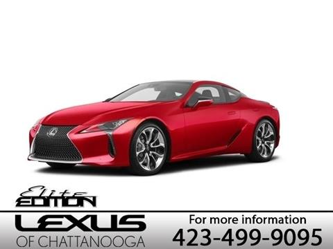 2018 Lexus LC 500 for sale in Chattanooga, TN