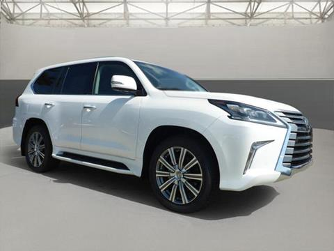 2017 Lexus LX 570 for sale in Chattanooga, TN