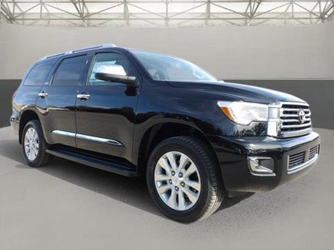2018 Toyota Sequoia for sale in Chattanooga, TN