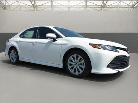 2018 Toyota Camry for sale in Chattanooga, TN