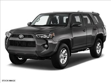 2017 Toyota 4Runner for sale in Chattanooga, TN