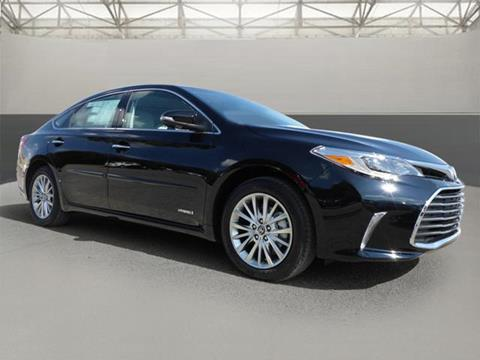 2018 Toyota Avalon Hybrid for sale in Chattanooga, TN