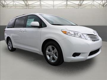 2017 Toyota Sienna for sale in Chattanooga, TN