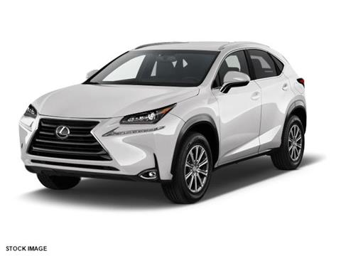 2017 Lexus NX 200t for sale in Chattanooga, TN