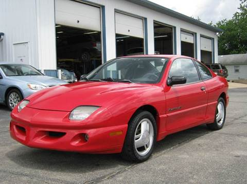 1999 Pontiac Sunfire for sale in Frankfort, IN