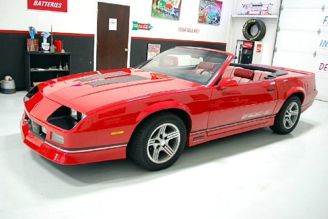 Used 1989 Chevrolet Camaro for sale - Carsforsale.com