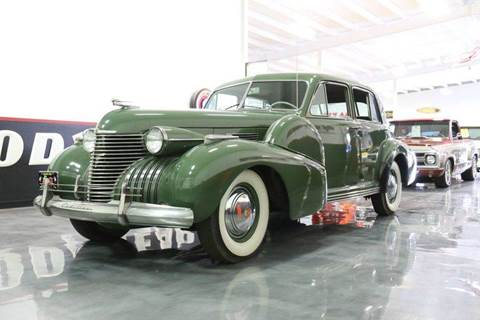 1940 Cadillac Sixty Special for sale in Fredericksburg, TX