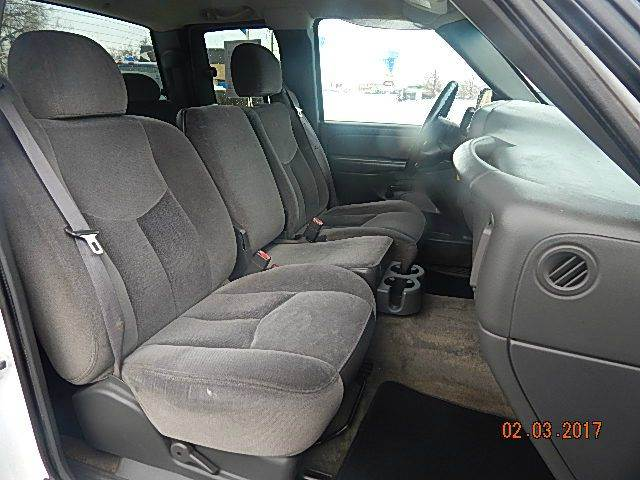 2005 GMC Sierra 1500 4dr Extended Cab SLE 4WD SB - Clearfield UT