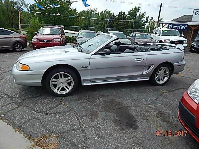 1998 Ford Mustang GT 2dr Convertible - Clearfield UT