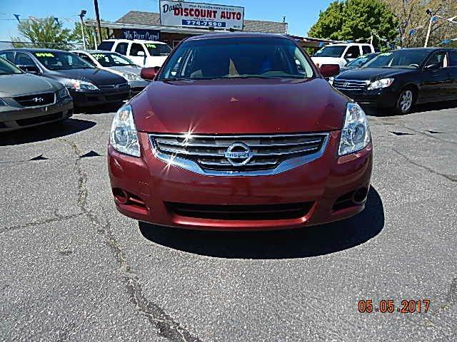 2010 Nissan Altima 2.5 S 4dr Sedan - Clearfield UT