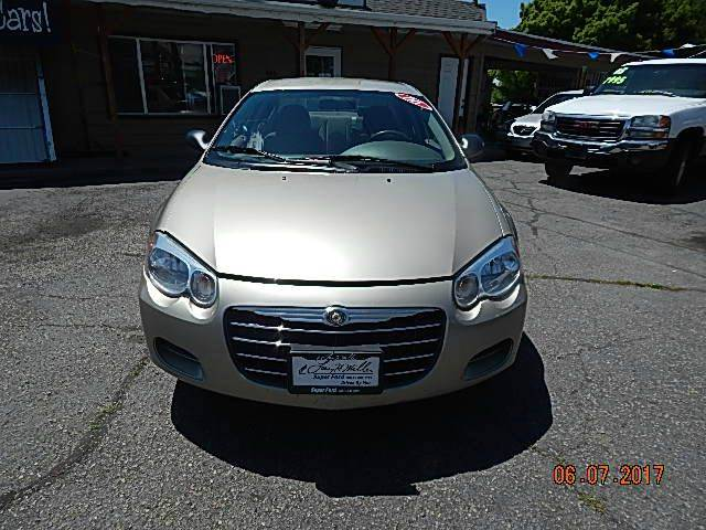 2006 Chrysler Sebring 4dr Sedan - Clearfield UT