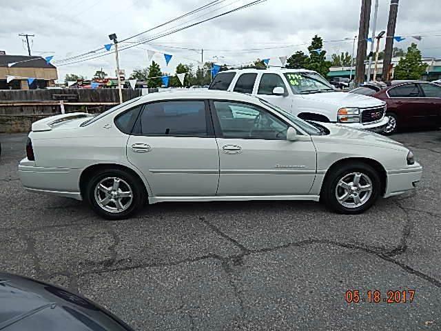 2004 Chevrolet Impala LS 4dr Sedan - Clearfield UT