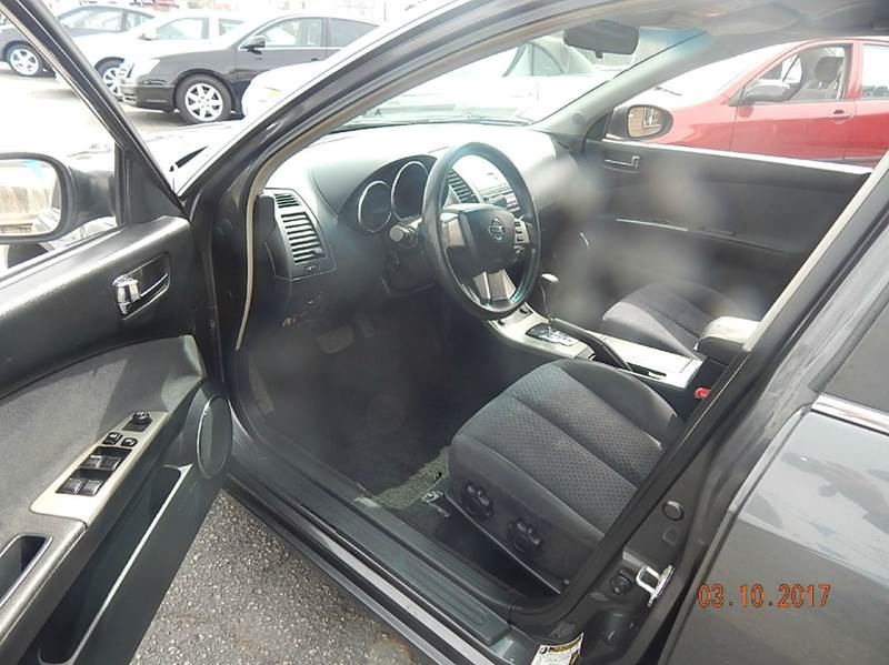 2006 Nissan Altima 2.5 S 4dr Sedan w/Automatic - Clearfield UT