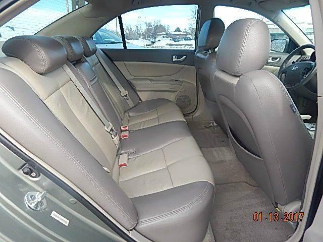 2008 Hyundai Sonata SE V6 4dr Sedan - Clearfield UT