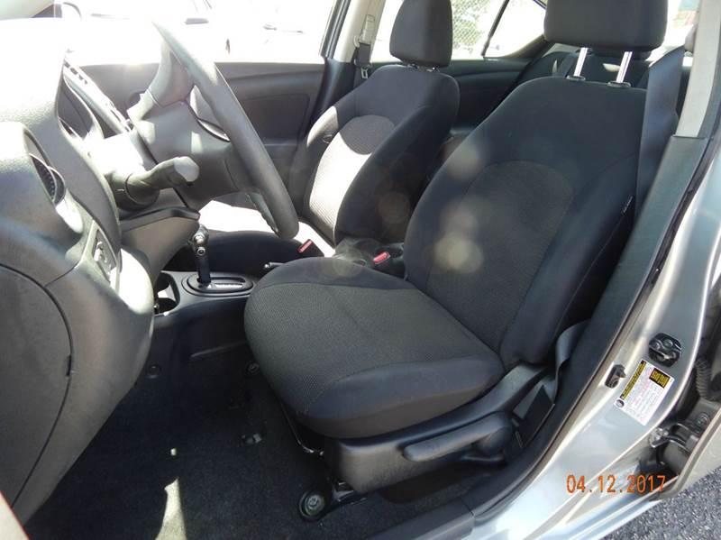 2013 Nissan Versa 1.6 SV 4dr Sedan - Clearfield UT