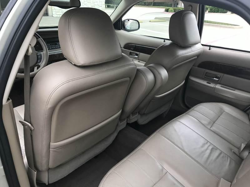 2005 Mercury Grand Marquis LSE 4dr Sedan - Richardson TX
