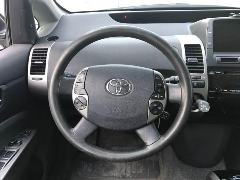 2009 Toyota Prius Standard 4dr Hatchback - Richardson TX