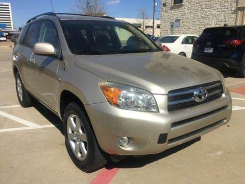 2008 Toyota RAV4 for sale in Richardson, TX