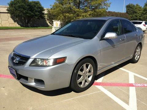 2005 Acura TSX for sale in Richardson, TX