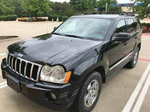 2007 Jeep Grand Cherokee for sale in Richardson, TX